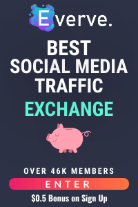 Everve - Social Media Exchange on steroids by Everve
