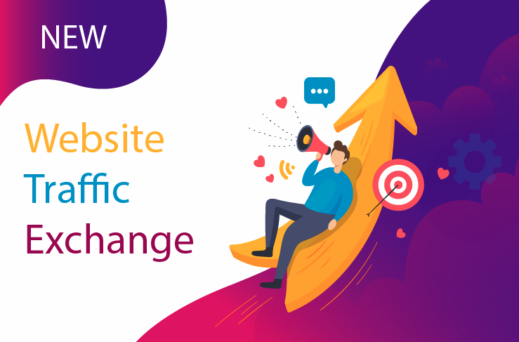 📈 Our new Traffic Exchange